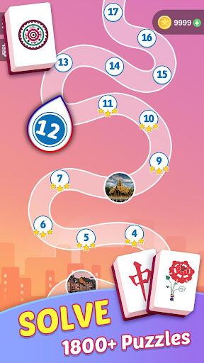 Mahjong Tours: Free Puzzles Matching Game 1.59.5010 screenshots 14