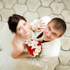 Wedding photographer Tatyana Lisichkina (Lisyk). Photo of 28.01.2013