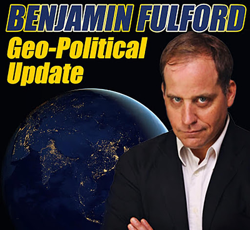 Benjamin Fulford 06/14/21 Report: The Removal From Power of Benjamin Netanyahu is a Game Changer