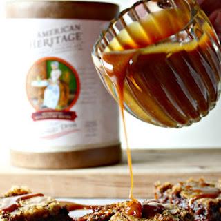 Salted Caramel Brownie Recipe - Gluten Free