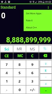 Calculator Plus-Plus - náhled