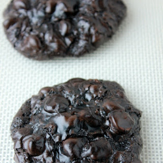 Flourless Chewy Chocolate Cookie (Starbucks Copycat)