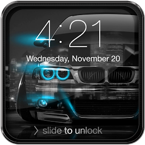 Neon cars lock screen android apps on google play neon cars lock screen sciox Choice Image