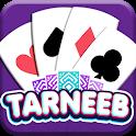 Tarneeb: Popular Offline Free Card Games icon