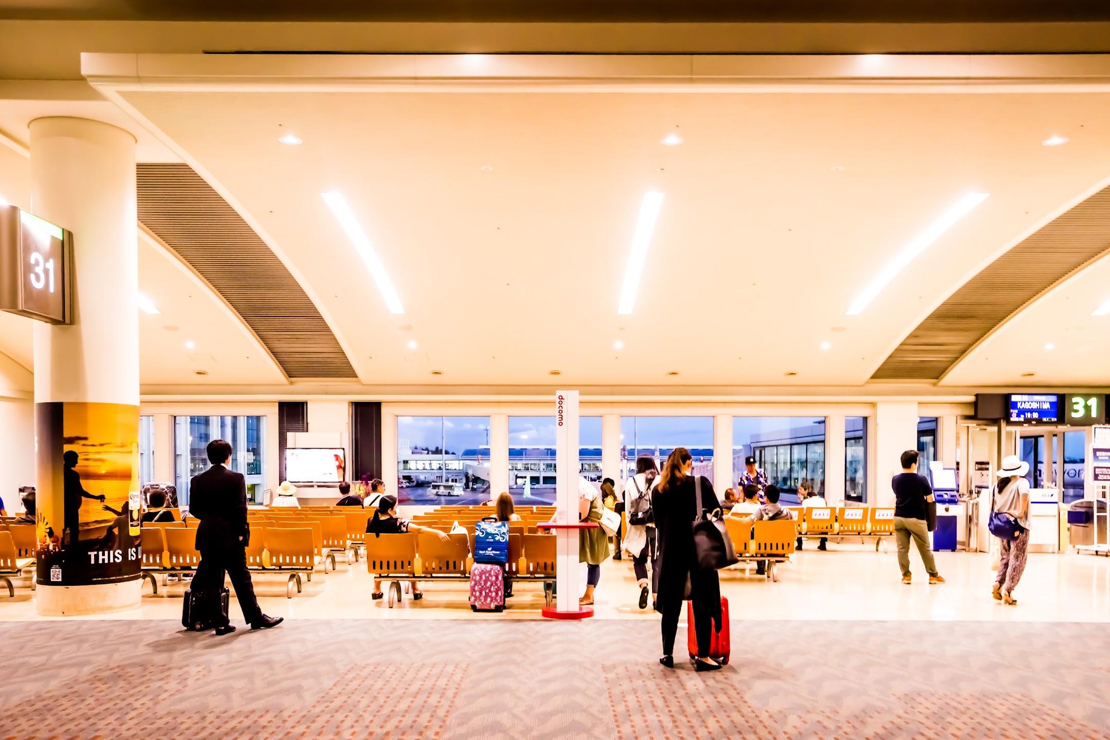 沖縄 那覇空港3