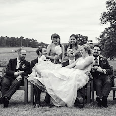 Wedding photographer Sean Odell (odell). Photo of 11.09.2018