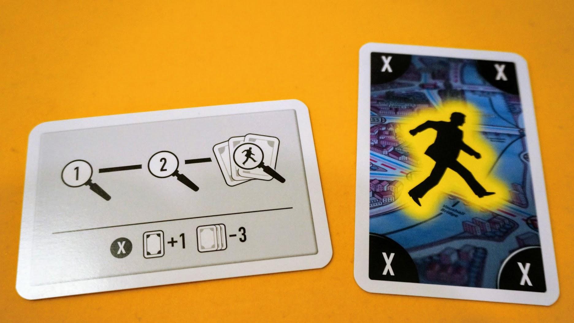 スコットランドヤード:カードゲーム:ミスターXカード