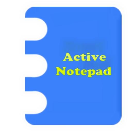 ACRO ACTIVE NOTEPAD
