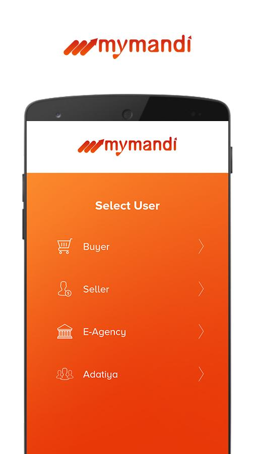 MyMandi- screenshot