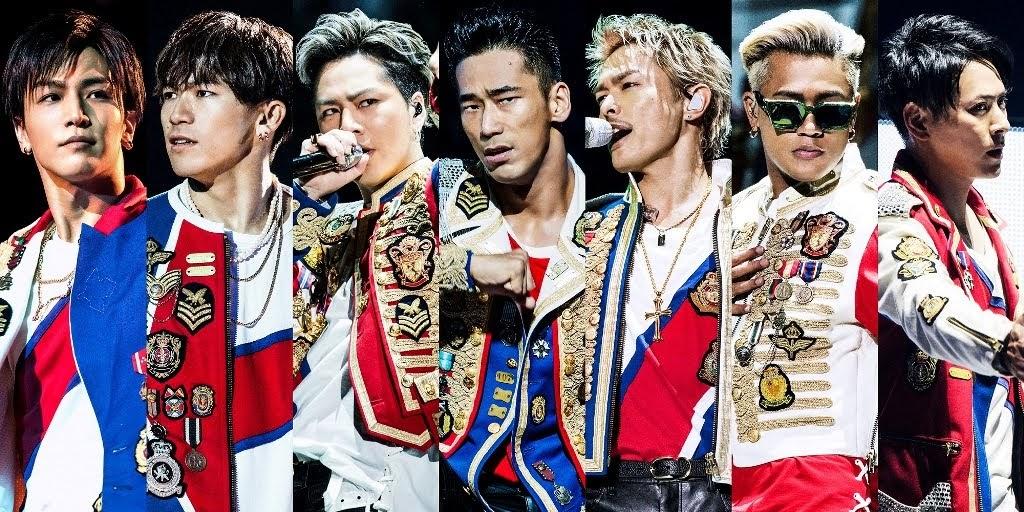 三代目 J SOUL BROTHERS from 放浪一族 10週年專輯《RAISE THE FLAG》發行 爆紅嗨歌帶起新風潮