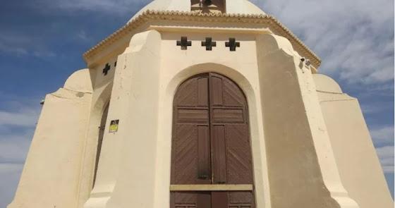 Preparan un 'lavado de cara' para la ermita de Torregarcía de cara a la romería