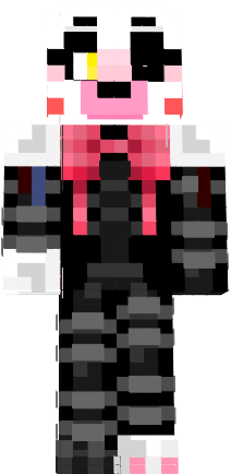 Cute Broken Mangle Nova Skin