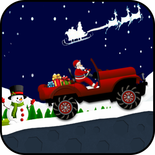 Christmas Santa Claus Hill Sleigh Snow Ride 3D (game)