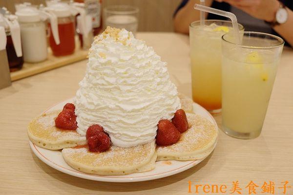 【Eggs 'n Things Taiwan】火山爆發奶油鬆餅好驚人啊(信義區美食)