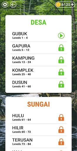 Teka Teki Silang - Sambung Kata Indonesia 3.2.0 screenshots 4