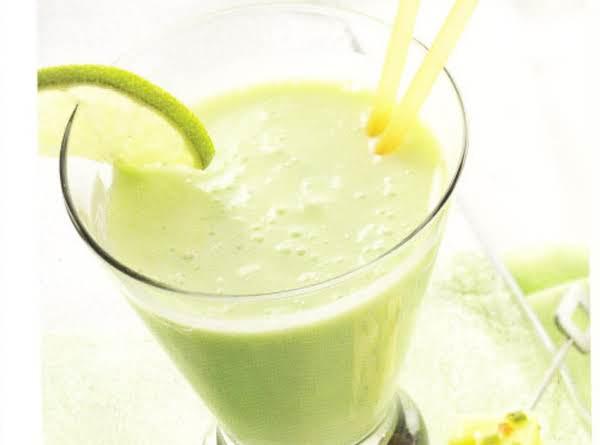 Key Lime-banana Smoothie Recipe
