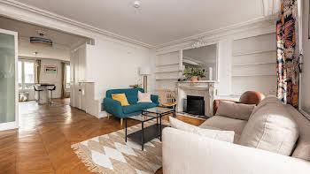 Appartement meublé 4 pièces 98,97 m2