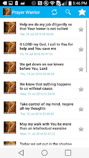 Prayer Warrior- Ad Free- screenshot thumbnail