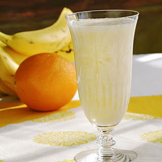 Orange-Banana Smoothie