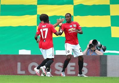 Maguire sort Manchester United du pétrin