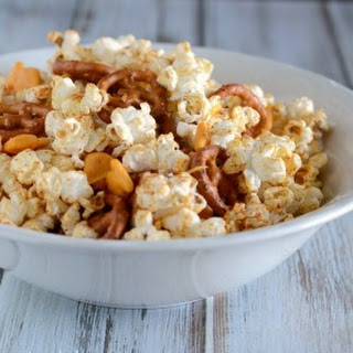 Touchdown Taco Snack Mix.