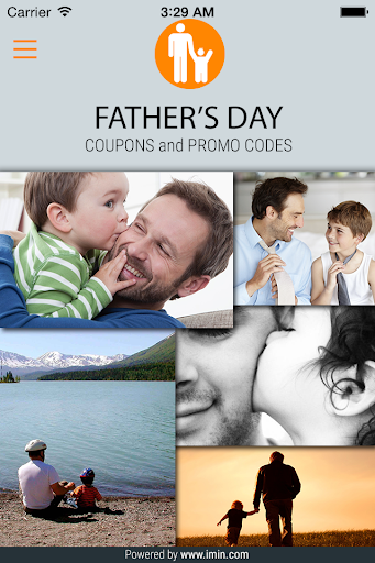 Father's Day Coupons - I'm in