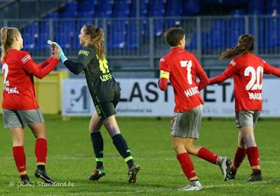Standard legt er in de Super League tien (waaronder eentje van de keeper) in het mandje van Heist en maakt competitie nog wat spannender