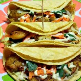 Curried Fish Tacos