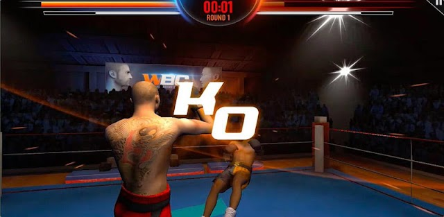 Boxing Club - Ultimate Fighting