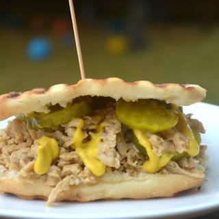 Vegan Cuban Sandwich.