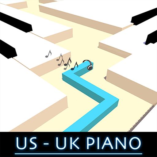 Dancing Line US - UK APK Cracked Download