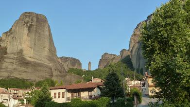 Photo: Kastraski, une partie du village