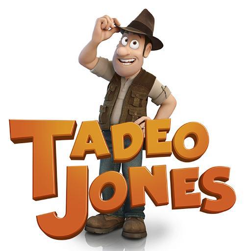 Tadeo Jones - En busca del tesoro perdido