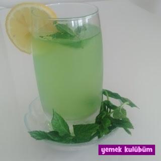 Mint Sherbet Recipe
