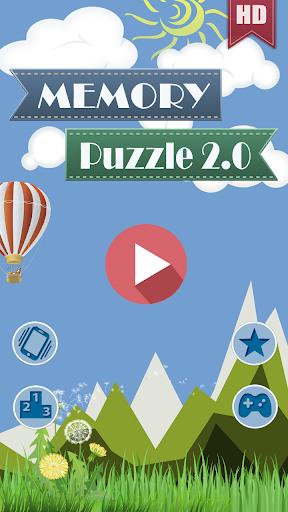 记忆拼图匹配游戏2.0
