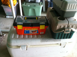 Photo: Tackle boxes for meds