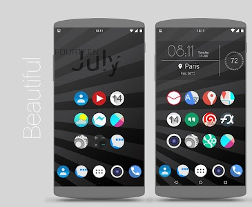 Solstice - icon Pack HD v1