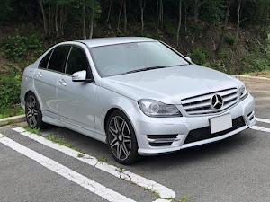 Cクラス W204 C250AV AMGスポーツパッケージプラスのカスタム事例画像 よっちゃんさんの2019年07月06日22:34の投稿