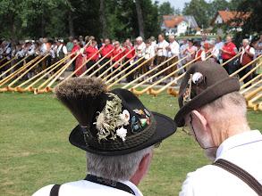 Photo: Württembergisches Alphorntreffen in Rötenbach