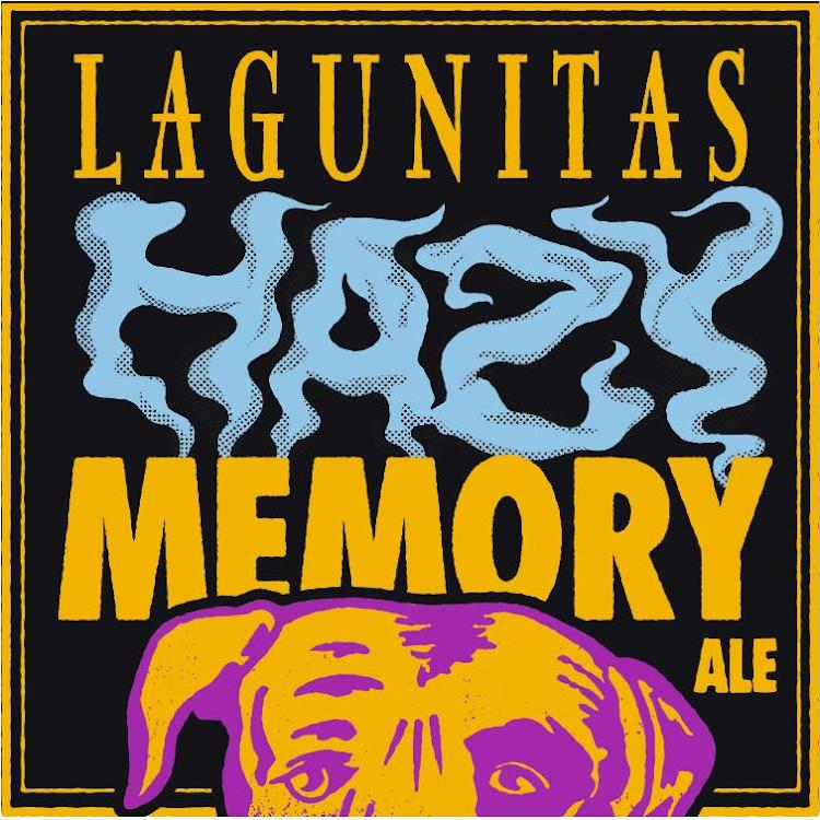 Logo of Lagunitas Hazy Memory