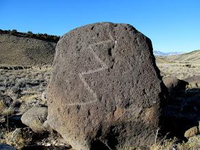 Photo: Snake Rock