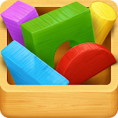 Montessori Baby Puzzles Wooden Blocks - Free Android APK Download Free By IDZ Digital Private Limited