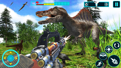 Deadly Dinosaur Hunter Deadly Dino Hunter Shores 1.0 screenshots 12