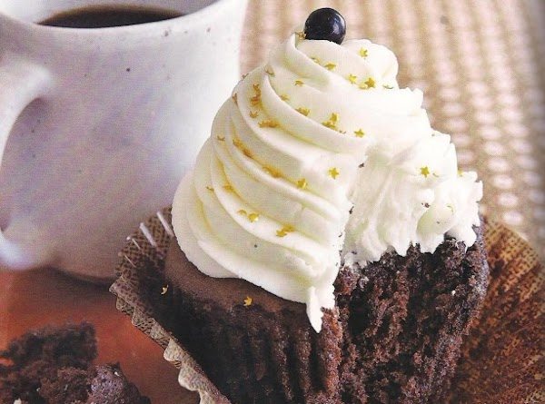 Irish Cream Cupcakes Recipe