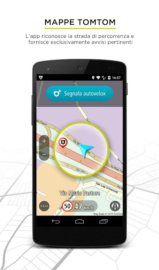 tomtom autovelox app android su google play. Black Bedroom Furniture Sets. Home Design Ideas