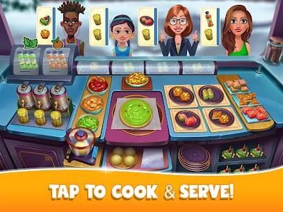 Food Truck Madness: Indian Cooking Game 8