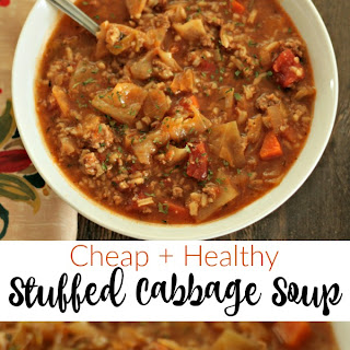 Stuffed Cabbage Soup Recipes