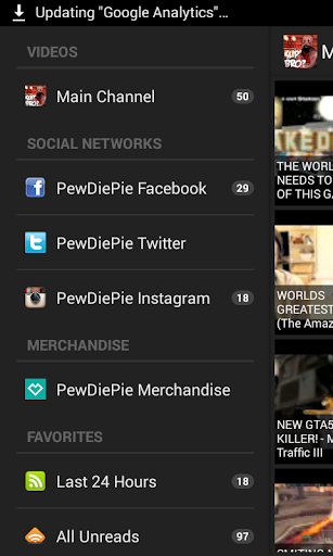 PewDiePie Videos screenshot 2