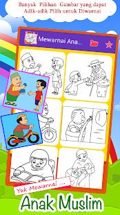 Mewarnai Untuk Anak Muslim Terbaru For Pc Windows 7 8 10 And Mac Apk 1 0 Free Education Apps For Android