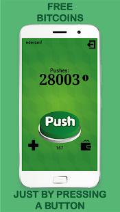 Satoshi Button - BTC Faucet - Free Bitcoins - náhled